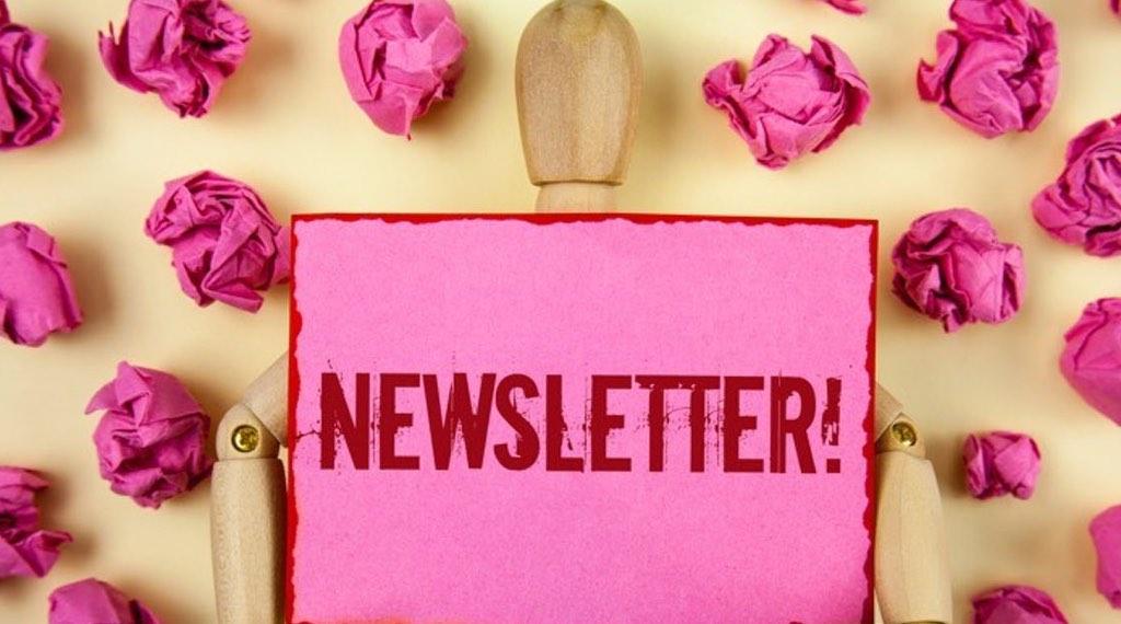 My First Newsletter MailChimp