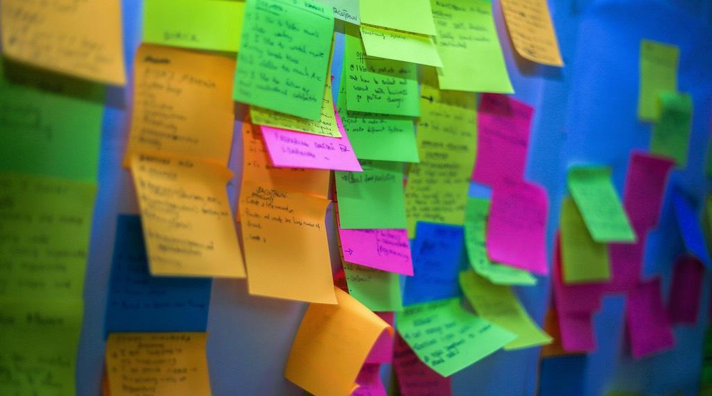 Brainstorm your Website