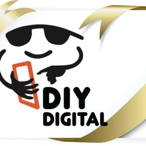 DIY Digital gift certificate