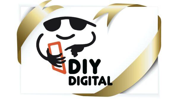 DIY Digital gift certificate