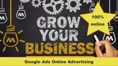 Google Ads course 100% online