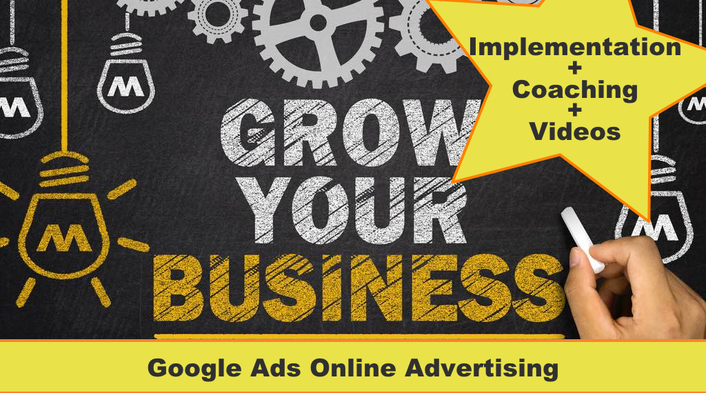Google Ads course Implementation plus videos