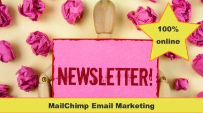 MailChimp Course 100% online
